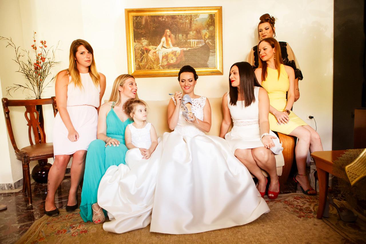 Γάμος στα Σέρβια Κοζάνης