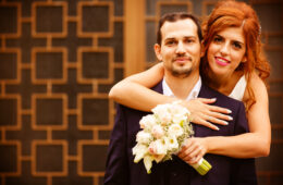 Thomas & Eleni Wedding «The wedding video clip»