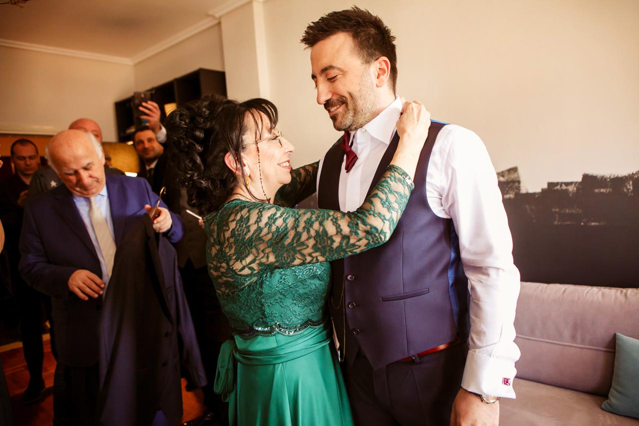 Γάμος στη Βέροια στις 17/02/2018