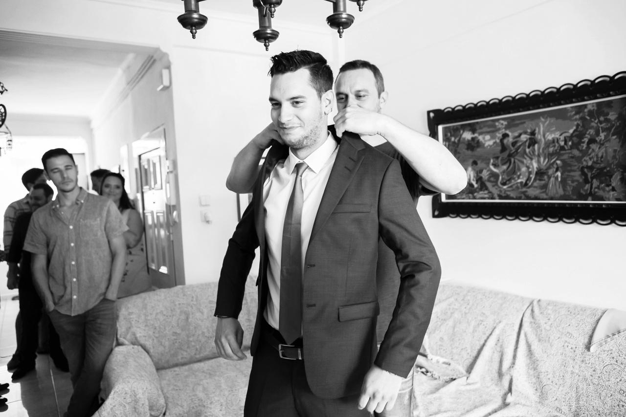 Γάμος στην Πατρίδα Ημαθίας στις 28/07/2018