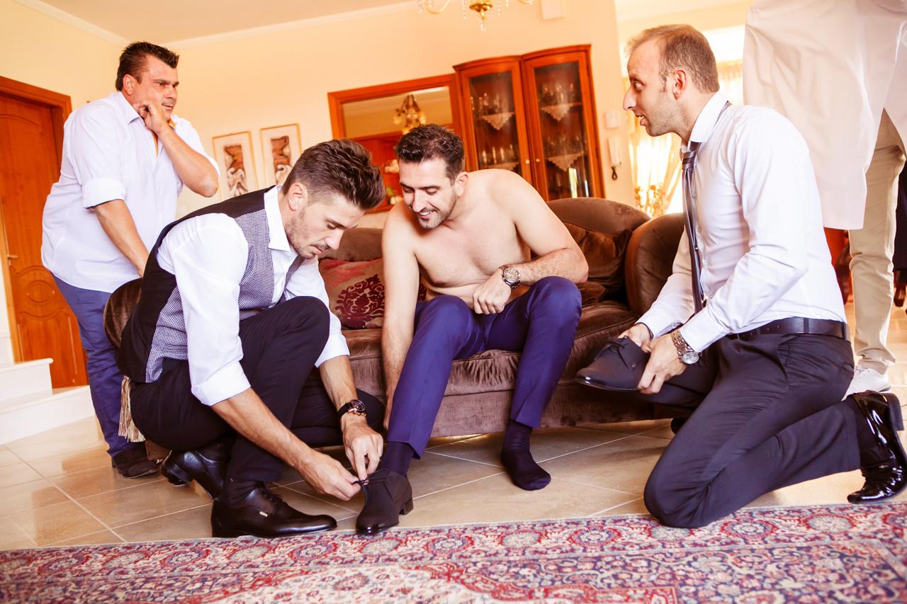 Γάμος στη Βέροια στις 16/09/2018