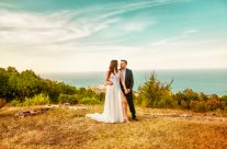 Spiros & Panagiota Wedding at Vargiani – Fokida, Greece