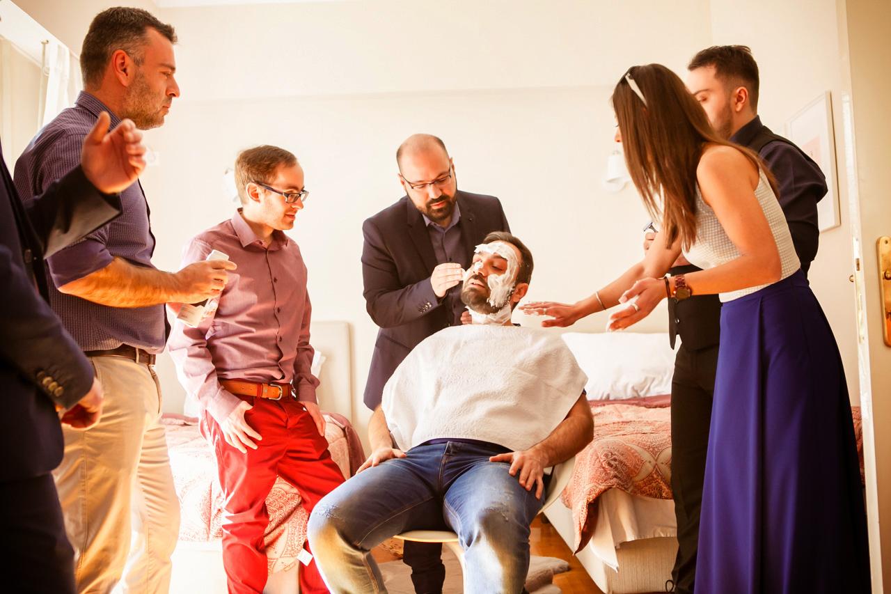 Γάμος στην Αθήνα στις 22/02/2020
